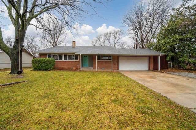 2527 N Coolidge Ave, Wichita, KS 67204 (MLS #591689) :: Pinnacle Realty Group