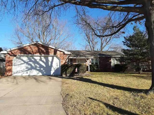 134 S Tarabury Ln, Wichita, KS 67209 (MLS #591694) :: Pinnacle Realty Group