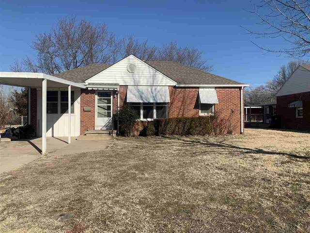 508 W Blake, Wichita, KS 67213 (MLS #591695) :: Pinnacle Realty Group