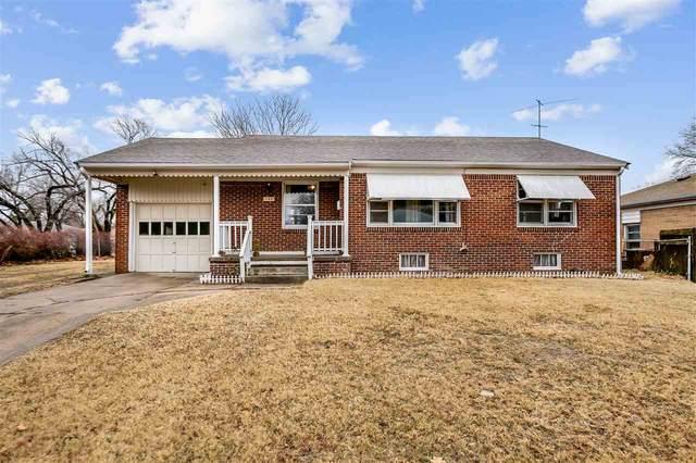 1102 Prairie Park Rd, Wichita, KS 67218 (MLS #591697) :: Pinnacle Realty Group