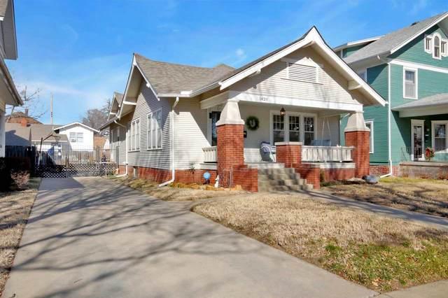 1420 W University Ave, Wichita, KS 67213 (MLS #591698) :: Pinnacle Realty Group