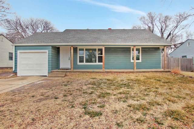 4918 E Pine St, Wichita, KS 67208 (MLS #591706) :: Graham Realtors