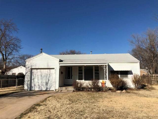 3014 E Southfork Ct, Wichita, KS 67216 (MLS #591711) :: Graham Realtors