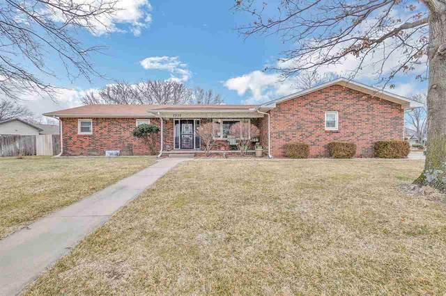7332 W Suncrest St, Wichita, KS 67212 (MLS #591724) :: Graham Realtors