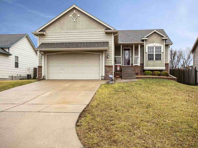 9105 E Creed St, Wichita, KS 67210 (MLS #591731) :: Graham Realtors