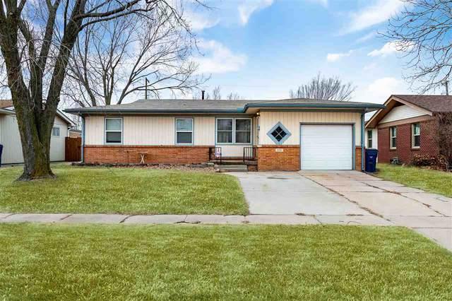 3051 S Euclid Ave, Wichita, KS 67217 (MLS #591733) :: Graham Realtors