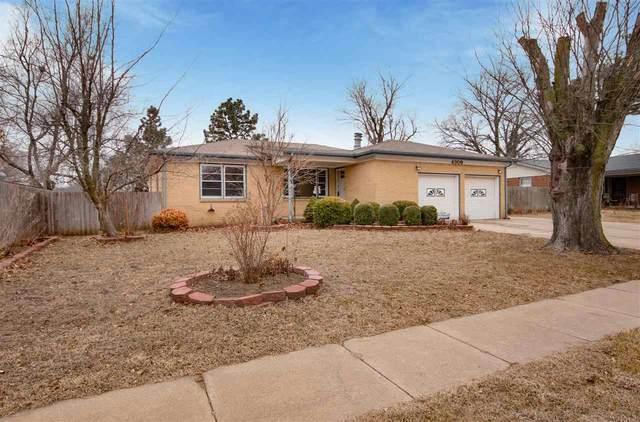 4309 W 10th St N, Wichita, KS 67212 (MLS #591738) :: Graham Realtors