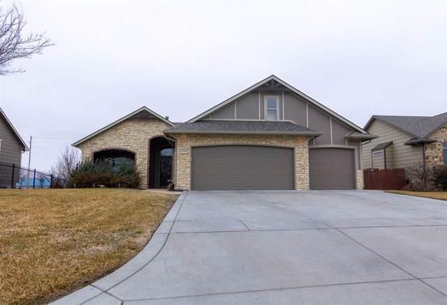 12745 E 27TH CT N, Wichita, KS 67226 (MLS #591740) :: Graham Realtors