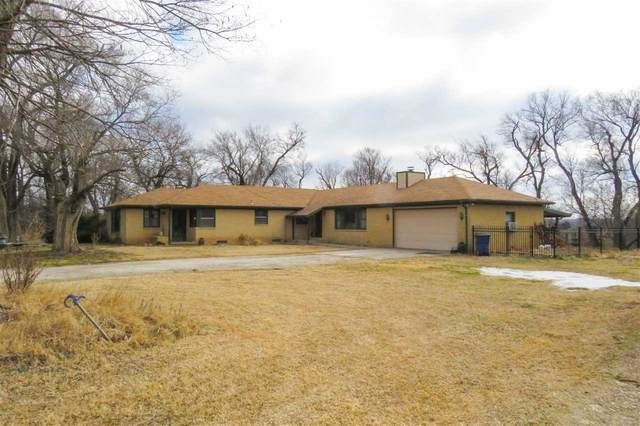 5305 E 93RD ST N Tract 3, Valley Center, KS 67147 (MLS #591768) :: The Boulevard Group