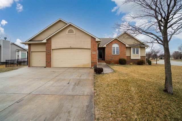 6709 W 34th St N, Wichita, KS 67205 (MLS #591781) :: On The Move