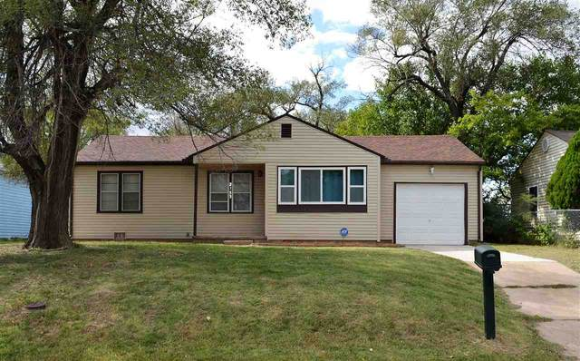2753 N Iva Ave, Wichita, KS 67220 (MLS #591792) :: The Boulevard Group
