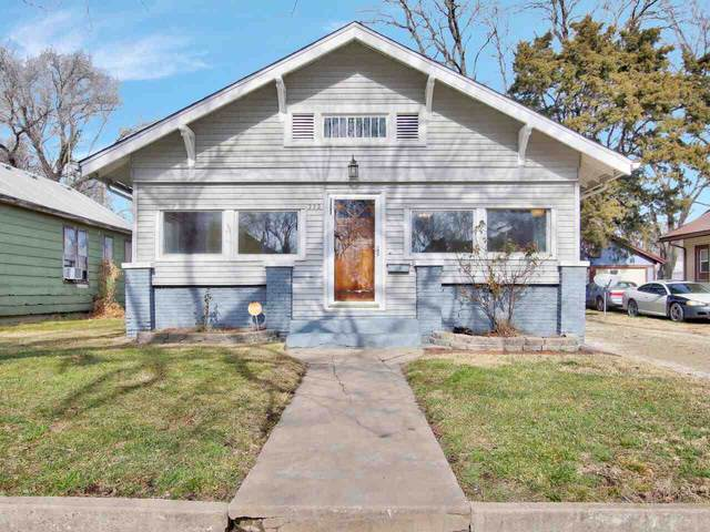 222 E Columbia Ave, Augusta, KS 67010 (MLS #591793) :: Keller Williams Hometown Partners