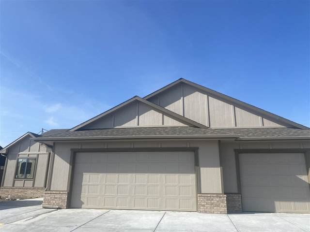 5257 N Holder Ln, Bel Aire, KS 67226 (MLS #591802) :: Kirk Short's Wichita Home Team