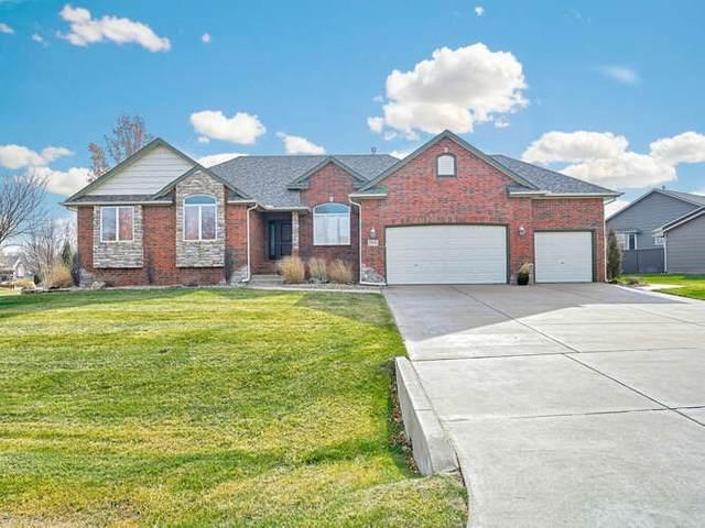 15613 W Hendryx St, Goddard, KS 67052 (MLS #591816) :: Keller Williams Hometown Partners