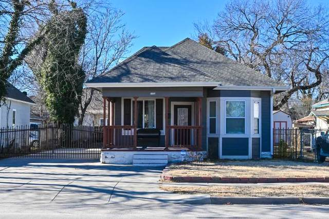 1507 N Market St, Wichita, KS 67214 (MLS #591840) :: On The Move