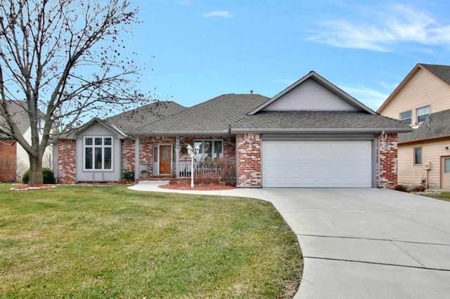 9409 E Lakepoint Dr, Wichita, KS 67226 (MLS #591910) :: Graham Realtors