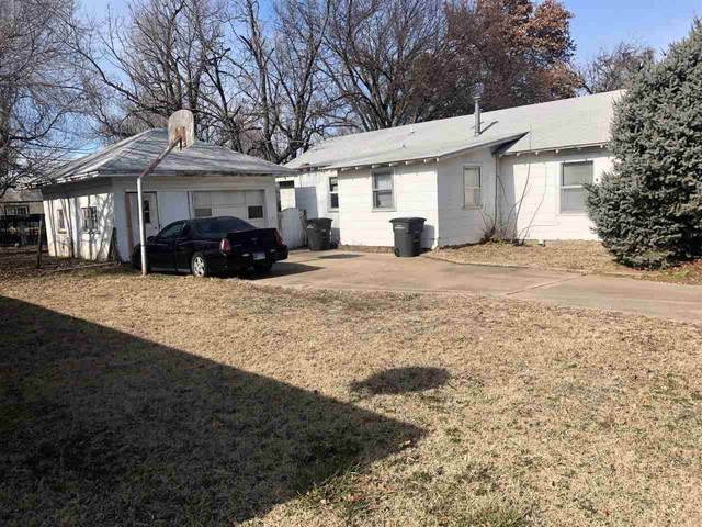 1131 N 9th St, Arkansas City, KS 67005 (MLS #591977) :: Keller Williams Hometown Partners