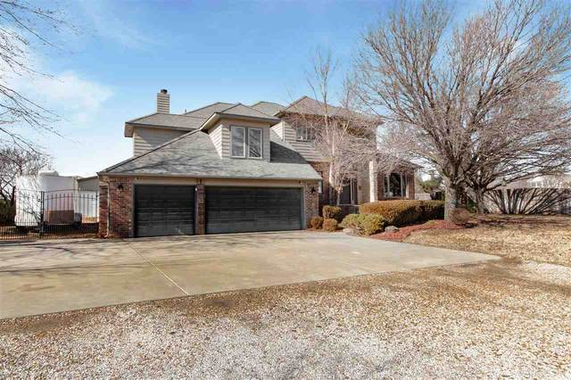 1249 S Brookhaven St, Wichita, KS 67230 (MLS #592033) :: Graham Realtors