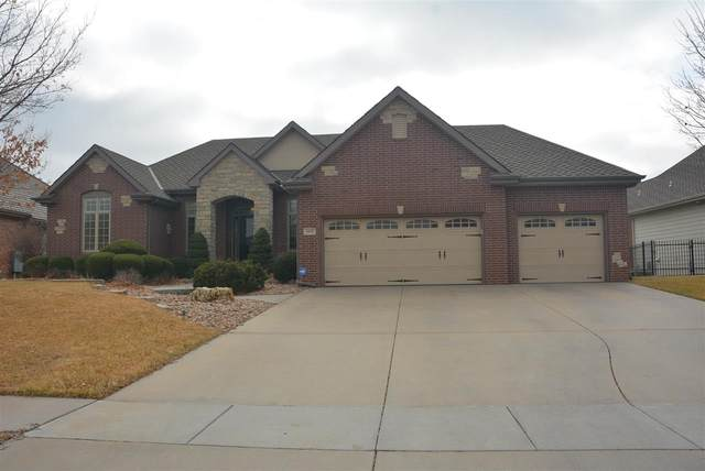 1913 W Driftwood St, Wichita, KS 67204 (MLS #592042) :: On The Move