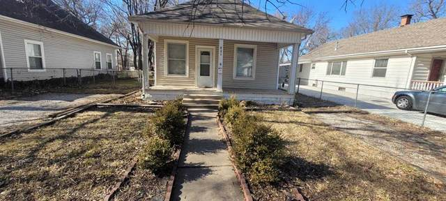 421 S Green St, Wichita, KS 67211 (MLS #592045) :: Graham Realtors