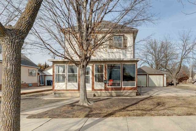 430 E Broadway St, Newton, KS 67114 (MLS #592092) :: The Boulevard Group