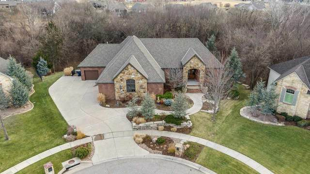 1133 E Waters Edge Ct, Derby, KS 67037 (MLS #592093) :: The Boulevard Group