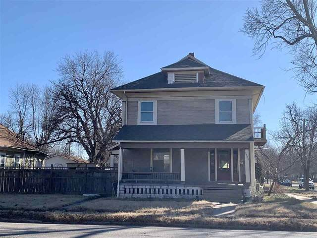 1729 W Maple St, Wichita, KS 67213 (MLS #592112) :: Pinnacle Realty Group