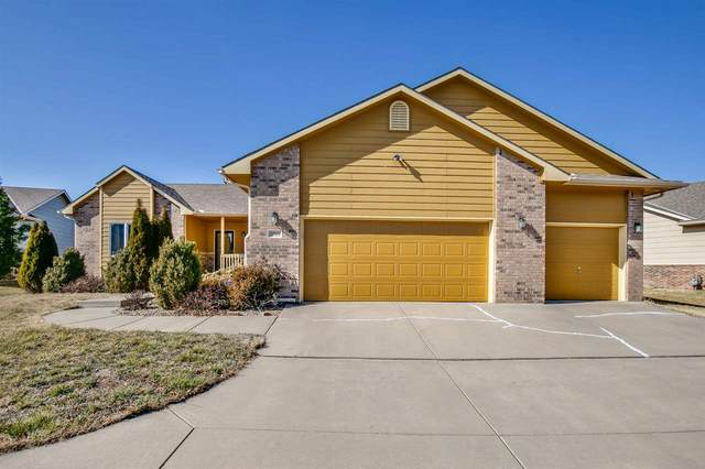 4513 N Cherry Hill, Wichita, KS 67226 (MLS #592159) :: On The Move