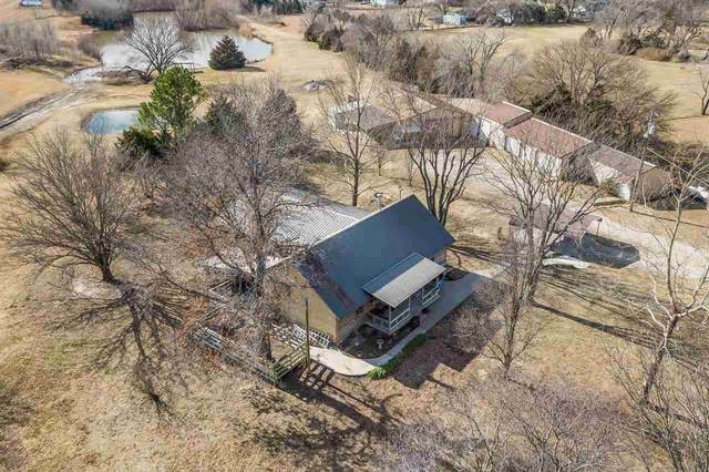 7167 244th Rd, Arkansas City, KS 67005 (MLS #592179) :: Kirk Short's Wichita Home Team
