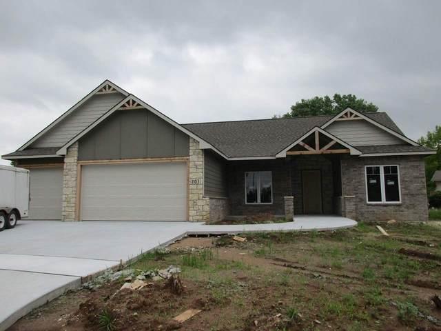 1103 E North Crest Ct, El Dorado, KS 67042 (MLS #592188) :: Kirk Short's Wichita Home Team