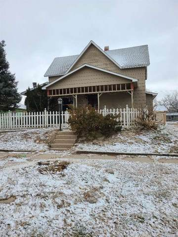 515 S 5th St, Arkansas City, KS 67005 (MLS #592230) :: The Boulevard Group