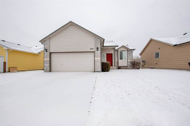 2714 W 44TH St S, Wichita, KS 67217 (MLS #592249) :: On The Move