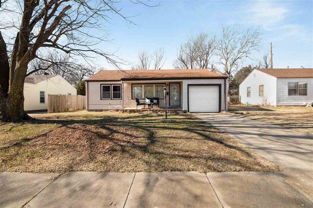 1807 S Roanoke Dr, Wichita, KS 67218 (MLS #592308) :: On The Move