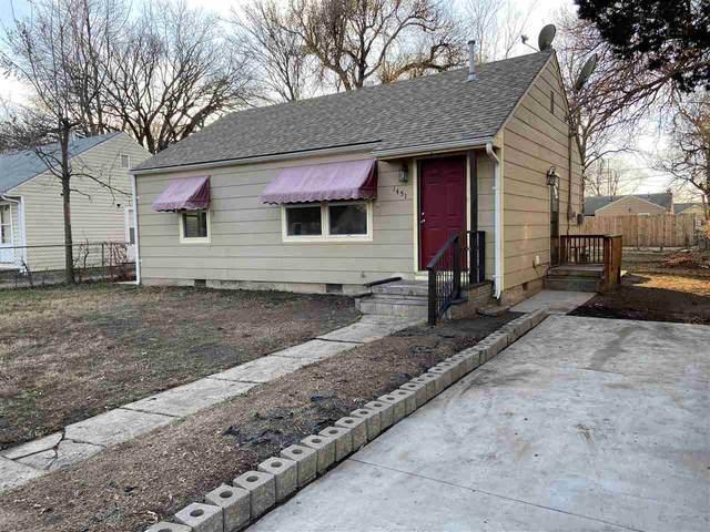 1451 N Minnesota, Wichita, KS 67214 (MLS #592313) :: The Boulevard Group