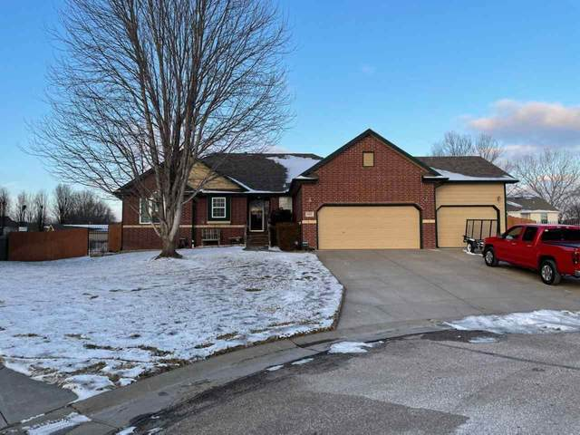 412 E Countryn Hills Ct, Augusta, KS 67010 (MLS #592334) :: On The Move