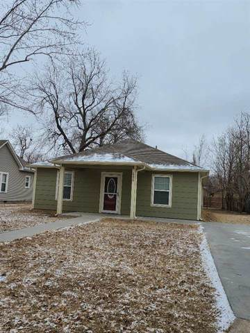 1206 N 5, Arkansas City, KS 67005 (MLS #592343) :: Preister and Partners | Keller Williams Hometown Partners