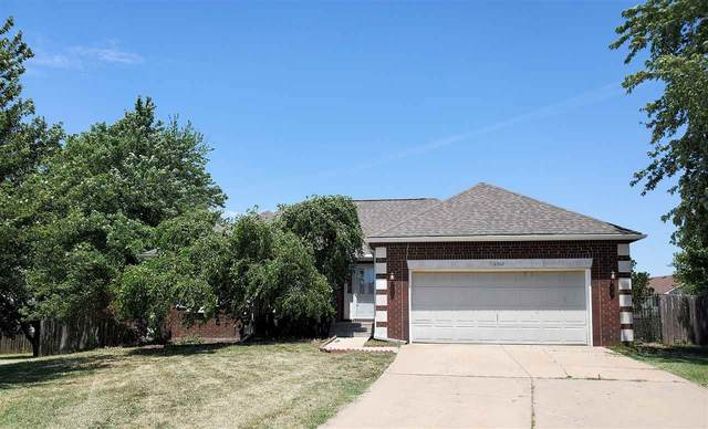 6502 E Saint James Pl, Bel Aire, KS 67226 (MLS #592362) :: On The Move