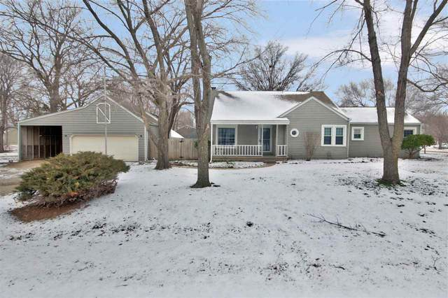 16918 SW 144th Ter, Rose Hill, KS 67133 (MLS #592366) :: On The Move
