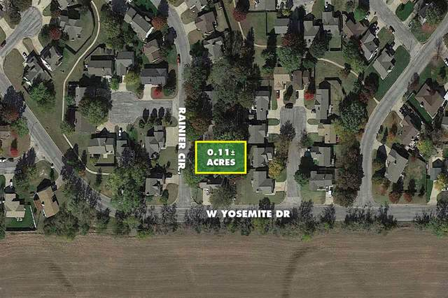 0.11 +/- Acre Lot At Pawnee & Maize, Wichita, KS 67215 (MLS #592377) :: The Boulevard Group