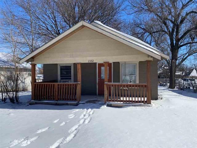 1332 N Summit St, Arkansas City, KS 67005 (MLS #592394) :: Keller Williams Hometown Partners