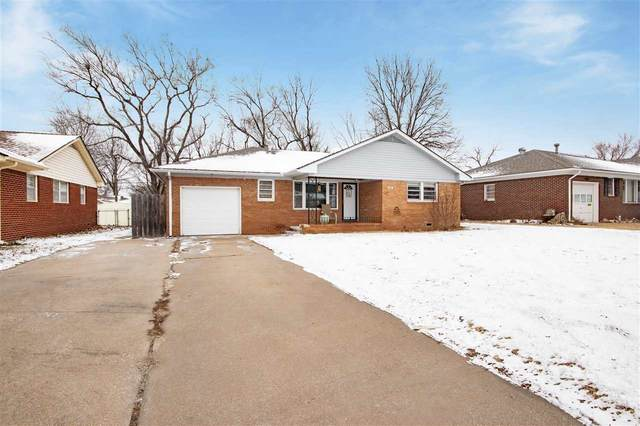 336 S Derby Ave, Derby, KS 67037 (MLS #592409) :: The Boulevard Group