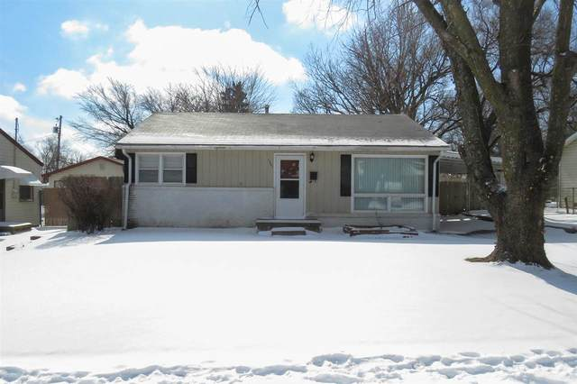 7301 E Lincoln St, Wichita, KS 67207 (MLS #592414) :: On The Move