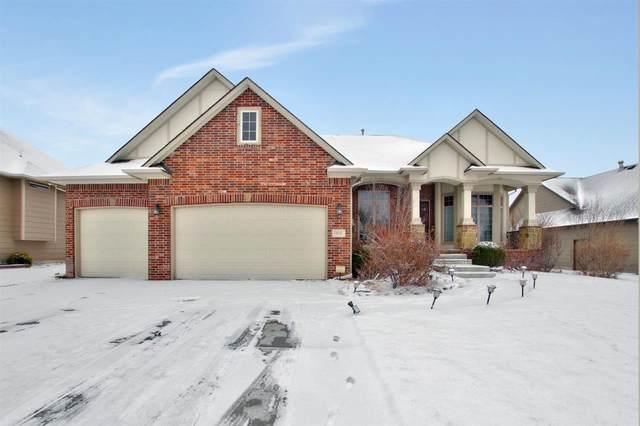 818 N Fairoaks Ct, Andover, KS 67002 (MLS #592427) :: On The Move