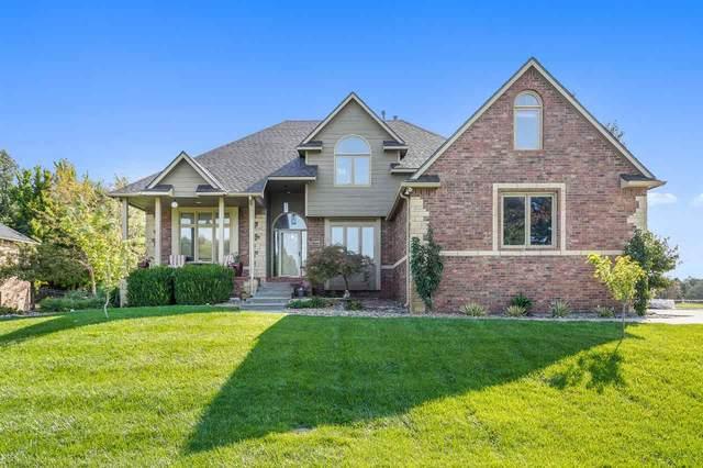 1400 N Sandpiper Street, Wichita, KS 67230 (MLS #592465) :: On The Move