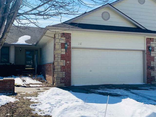 342 Lioba Dr 2C, Andover, KS 67002 (MLS #592492) :: On The Move