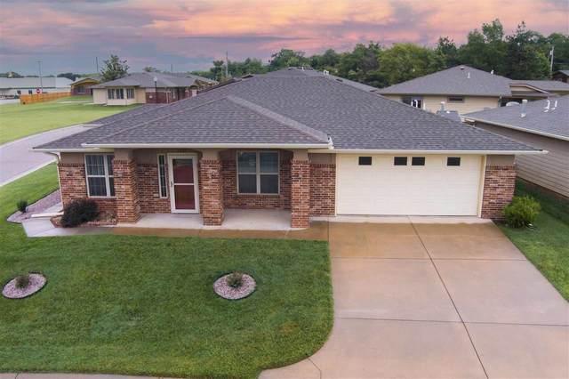 2232 Cottonwood Ln, Winfield, KS 67156 (MLS #592502) :: Kirk Short's Wichita Home Team