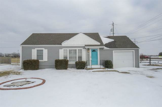 1304 N Lavern St, Andover, KS 67002 (MLS #592510) :: On The Move