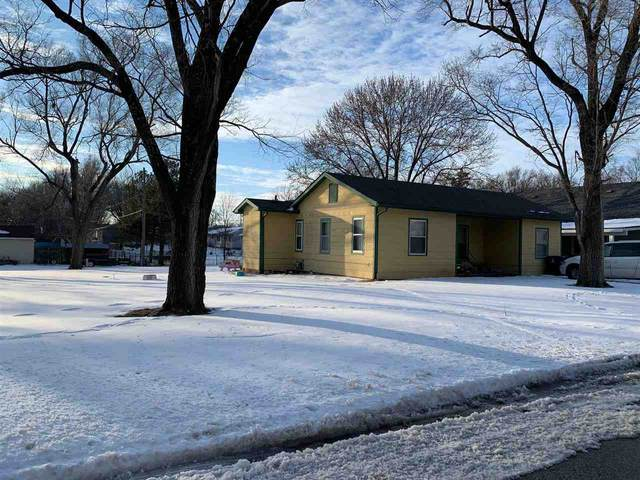 311 S Orchard St, El Dorado, KS 67042 (MLS #592512) :: Keller Williams Hometown Partners