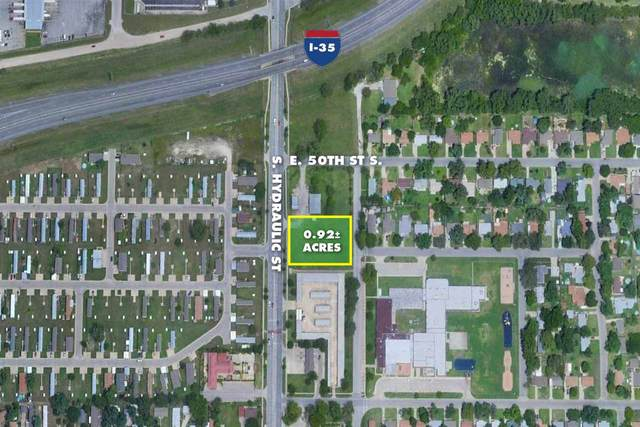 0.92 +/- Acres Hydraulic Ave, Wichita, KS 67216 (MLS #592516) :: Graham Realtors