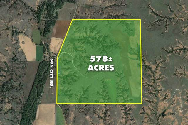578 +/- Acres On Nw Sun City Rd in Lake City, Lake City, KS 67071 (MLS #592520) :: Graham Realtors